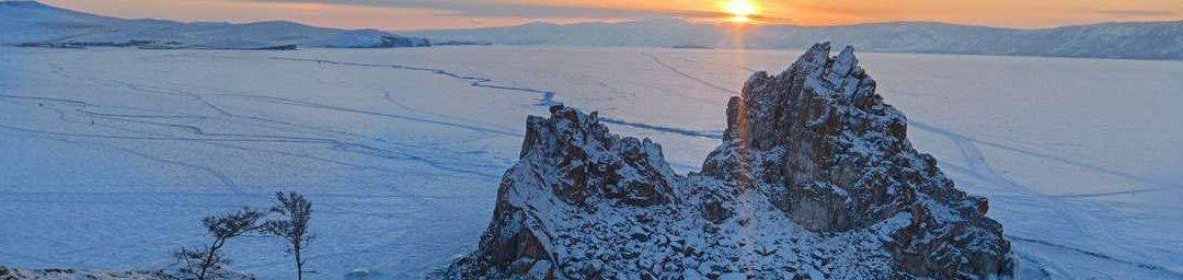 Лёд Байкала 2